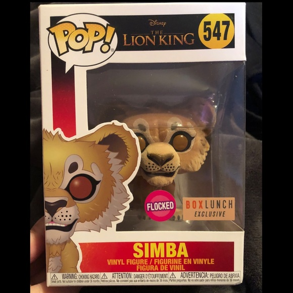 Simba Funko Pop- 547 🦁
